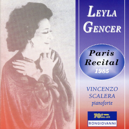 Paris Recital 1985