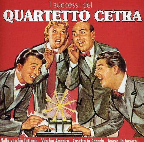 I Successi Del Quartetto Cetra [Import]