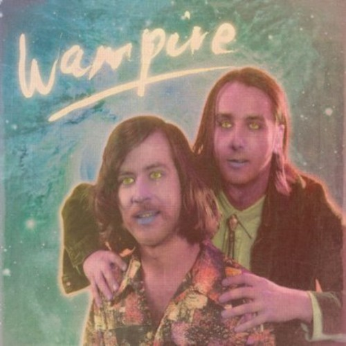 Wampire - Curiosity [Download Included] [Clear Vinyl]
