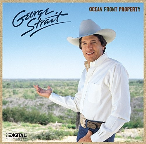 George Strait - Ocean Front Property [LP]
