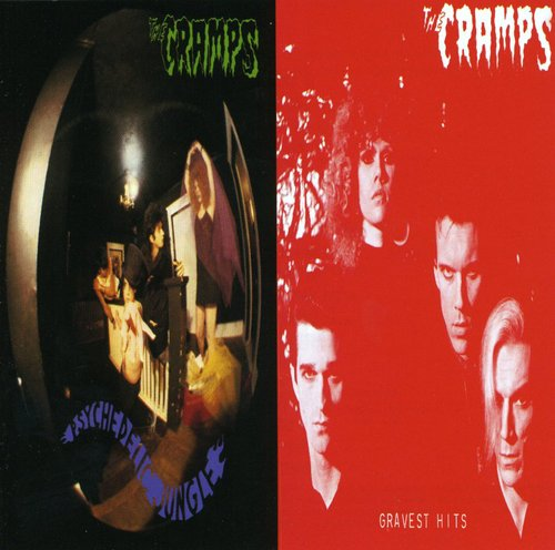 The Cramps-Gravest Hits & Psychedelic Jungle