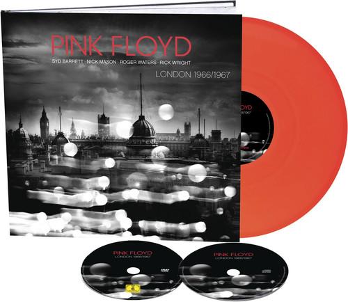 Pink Floyd - London 1966/67 [10in Vinyl/DVD/Book]