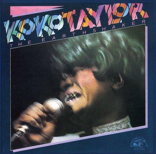 Koko Taylor - Earthshaker