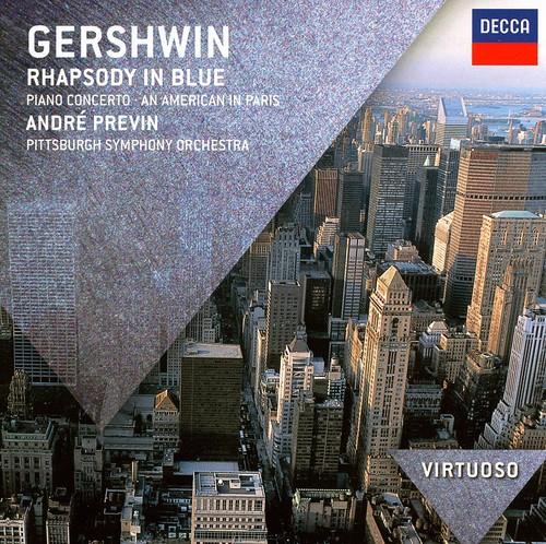 Virtuoso: Gershwin Rhapsody in Blue /  Piano Cto