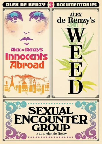 Three Documentaries by Alex De Renzy