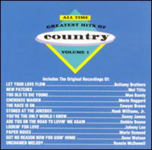 All-Time Greatest Hits - All Time Greatest Country 1 / Various