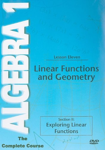 Linear Functions of Geometry