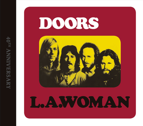 The Doors - L.A. Woman (40th Anniversary Edition)