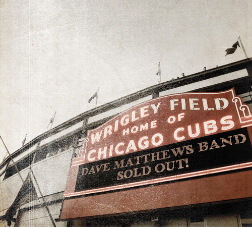 Dave Matthews Band-Live at Wrigley Field