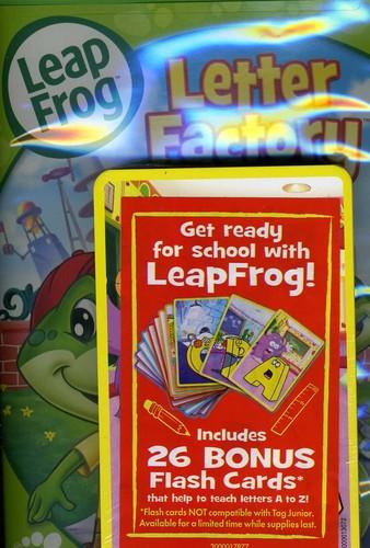 Leap Frog: Letter Factory