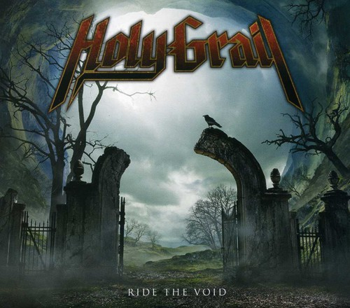 Holy Grail - Ride The Void [Import]