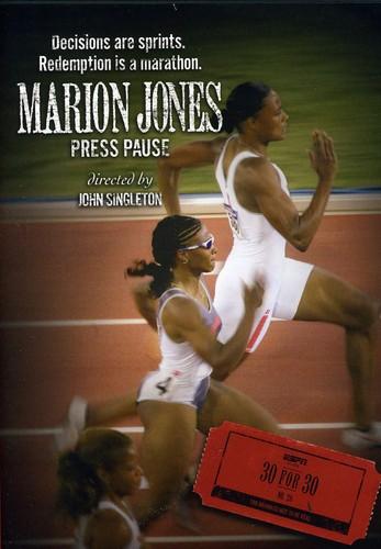 Espn Marion Jones Press Pause