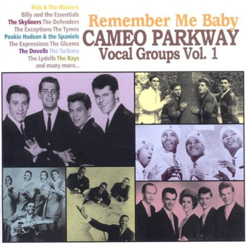 Remember Me Baby: Cameo Parkway Vocal Goups 1 [Import]