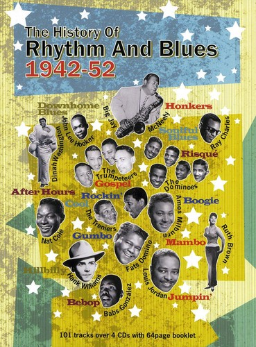 Various Artists - The History of Rhythm and Blues 1942-1952