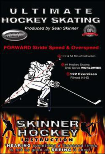 Forward stride speed and over speed