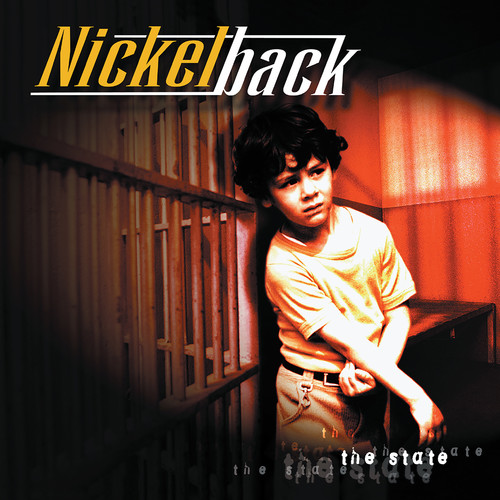 Nickelback - The State [Rocktober 2017 Limited Edition LP]
