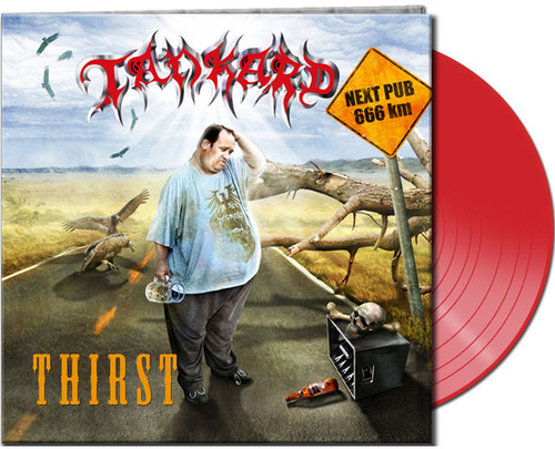 Thirst (Clear Red Vinyl)