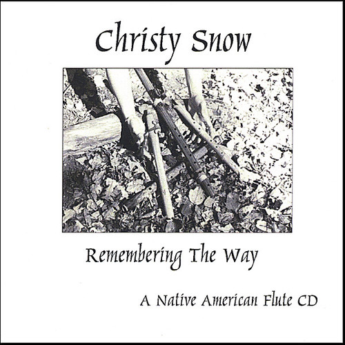 Remembering the Way-A Native American Flute CD