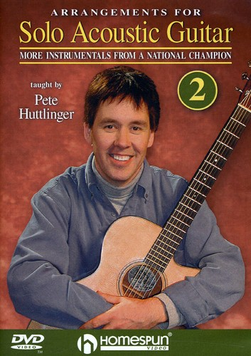 Arrangements for Solo Acoustic Guitar Lesson 2