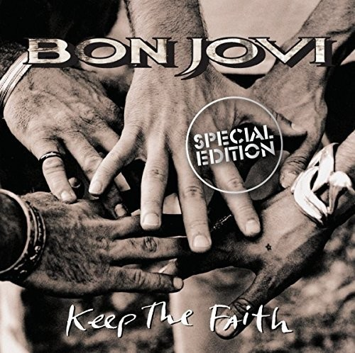 Bon Jovi - Keep The Faith: Special Edition (Hybr) (Spec) (Hk)