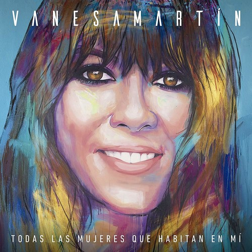 Vanesa Martin - Todas Las Mujeres Que Habitan En Mi (W/Cd) (Spa)