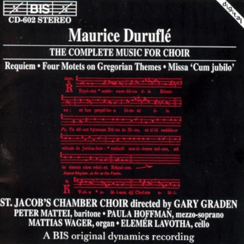 Complete Music for Choir