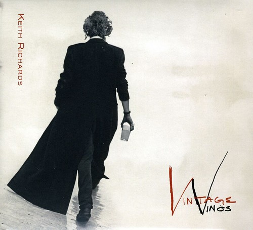 Keith Richards - Vintage Vinos [Digipak]