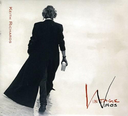 Keith Richards - Vintage Vinos (Dig)