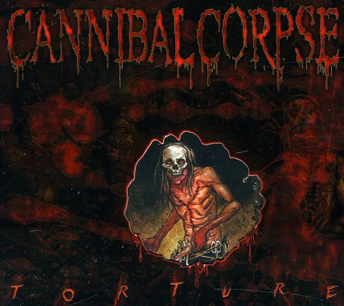 Cannibal Corpse - Torture (D-Censored)
