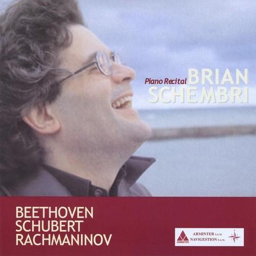 Piano Recital-Brian Schembri