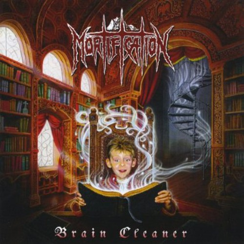 Mortification - Brain Cleaner (Re-Issue)