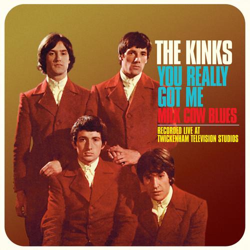 The Kinks - You Really Got Me (Live)/Milk Cow Blues (Live)
