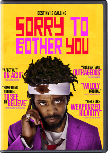 Sorry To Bother You [Movie] - Sorry To Bother You