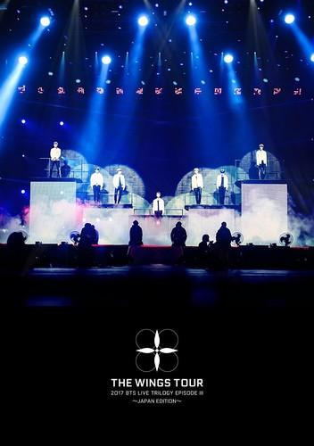 BTS - 2017 BTS Live Trilogy Episode 3 The Wing Tour: Japan Edition