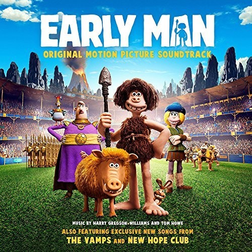 Early Man [Movie] - Early Man [Import Soundtrack]