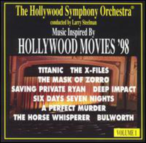 Vol. 1-Hollywood Movies '98-SC