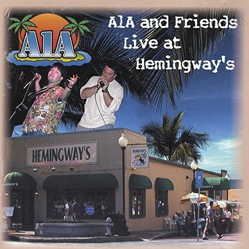 A1A And Friends 'Live' At Hemingways