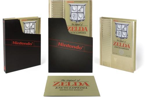 - The Legend of Zelda Encyclopedia Deluxe Edition