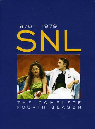 Saturday Night Live: The Complete Fourth Season