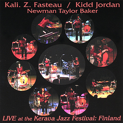 Live at the Kerava Jazz Festival: Finland