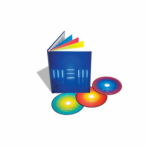 Paul McCartney - New [Collectors Edition W/Book]