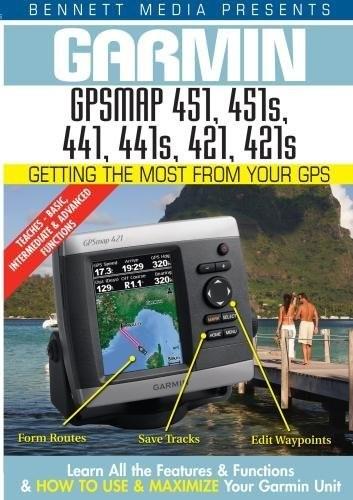 Garmin GPSMAP 451, 451s, 441, 441s, 421 421s