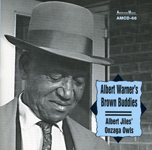 Albert Warner's Brown Buddies and Albert Jiles' Onzaga Owls