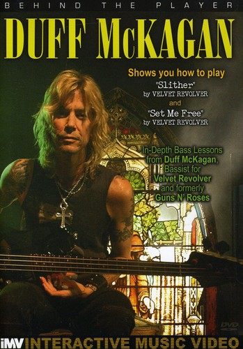 Duff Mckagan - Behind the Player: Duff McKagan [DVD]