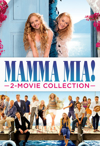 Mamma Mia! The Movie [Movie] - Mamma Mia! 2-Movie Collection