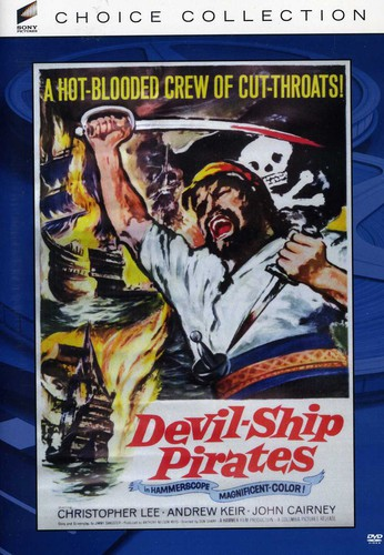 The Devil-Ship Pirates