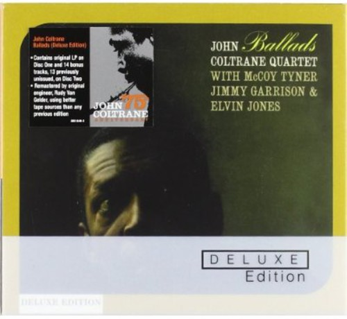John Coltrane - Ballads [Deluxe Edition] [Remastered] [Bonus CD] [Digipak]