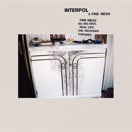 Interpol - A Fine Mess EP [Vinyl]