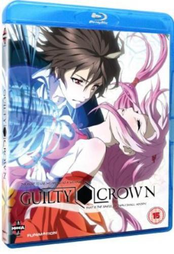Guilty Crown-Series 1 Part 1 (Eps 01-11)