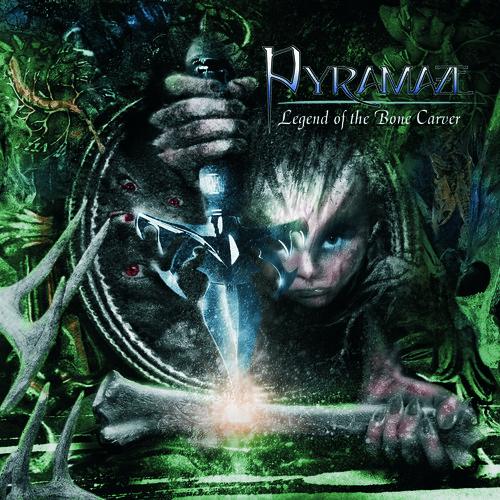 Pyramaze - Legend Of The Bone Carver [Reissue]